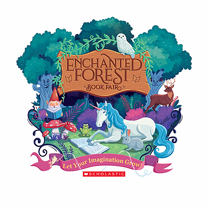 Enchanted Forest Reading Night