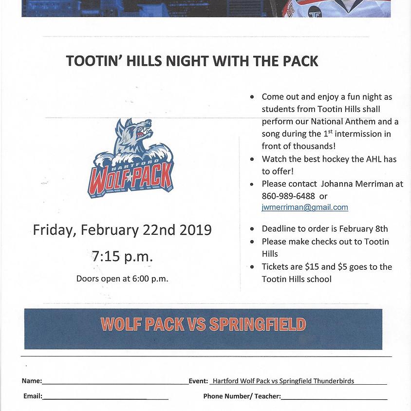 Wolfpack Sports Night