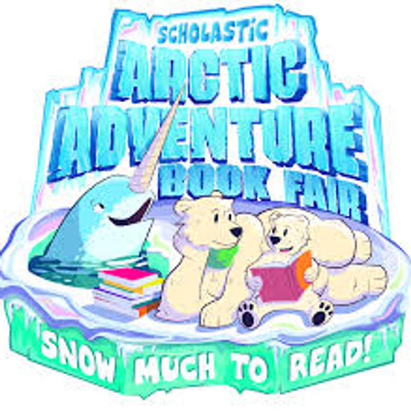 Arctic Adventure Scholastic Book Fair