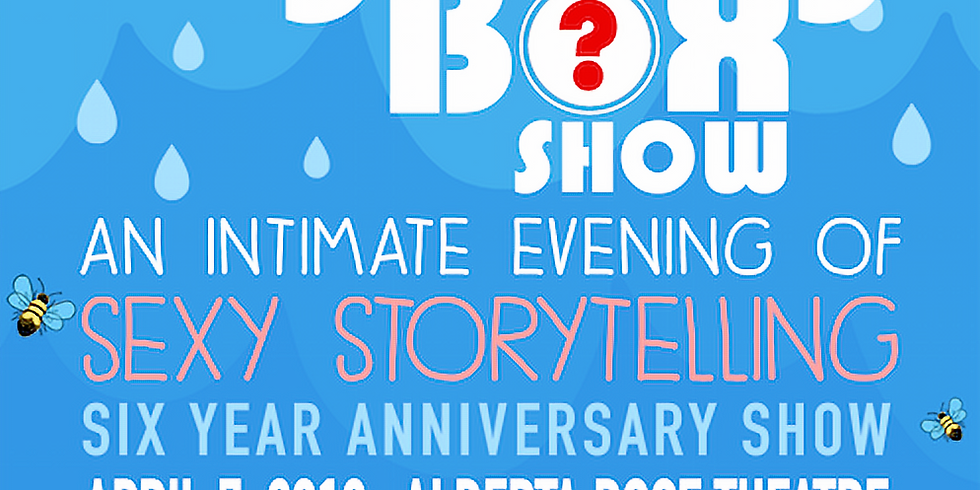The Mystery Box Show: Sexy Storytelling