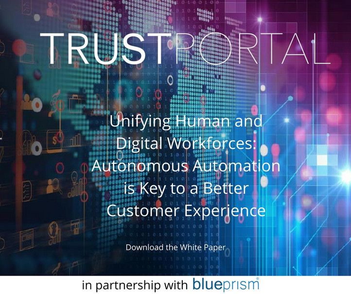 Unifying Human and Digital Workforces: Autonomous Automation is Key to a Better Customer Experience
