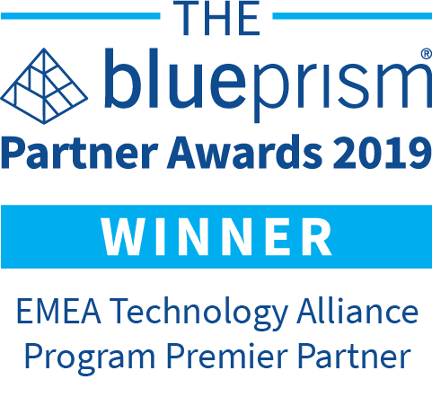 Blue Prism Honours TrustPortal as Key Partner at Blue Prism World London