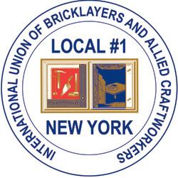 bricklayers union logo