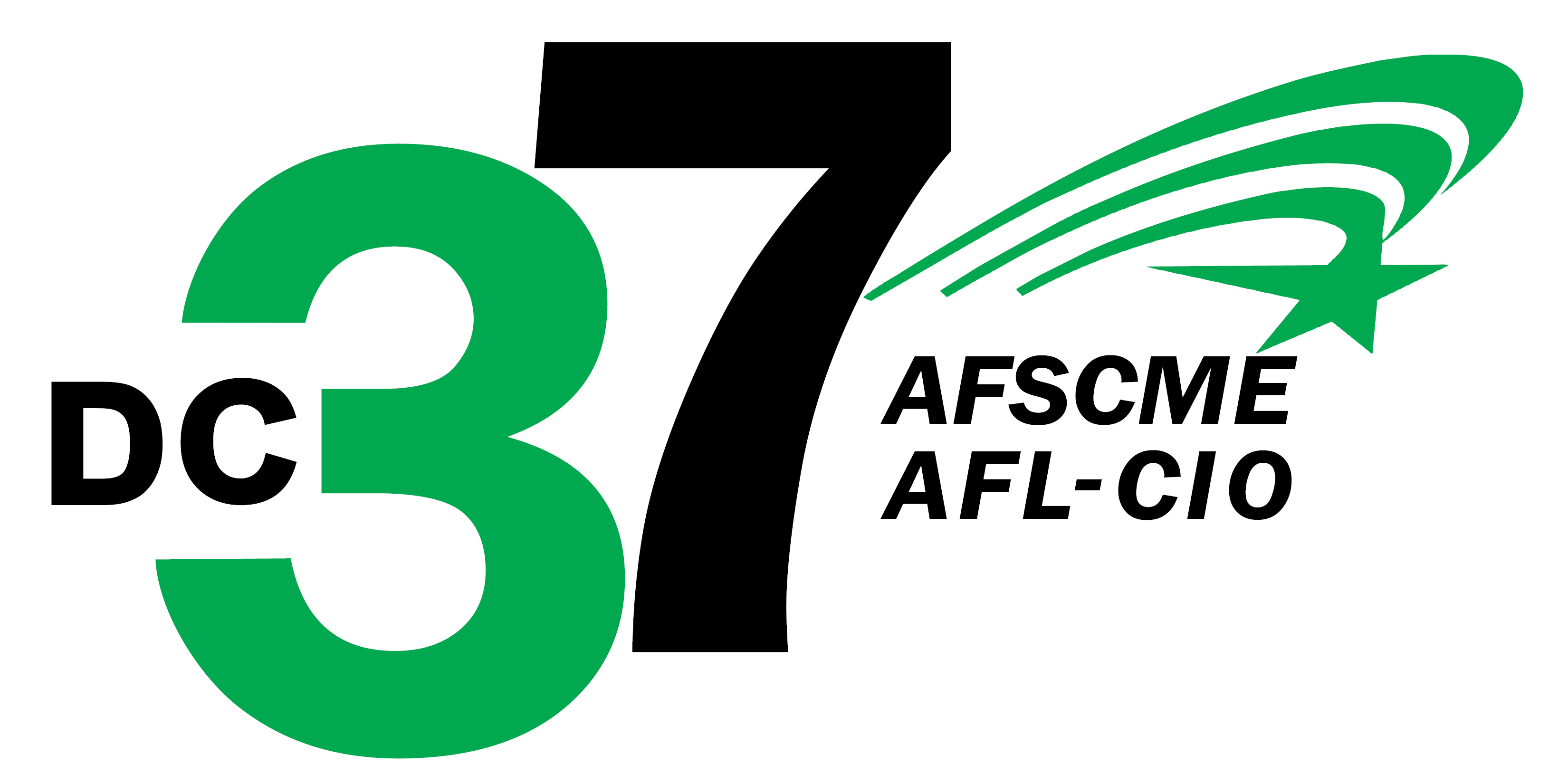 DC 37 logo