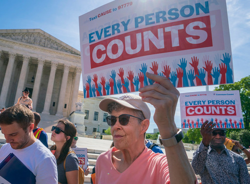 Trump Sued Over Attempt To Omit Unauthorized Immigrants From A Key Census Count