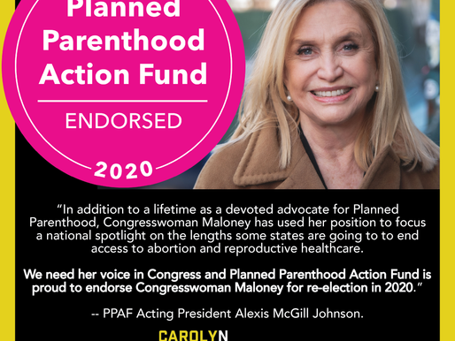 Planned Parenthood Action Fund Endorses Five Congress Members Representing Parts Of Queens Ahead Of