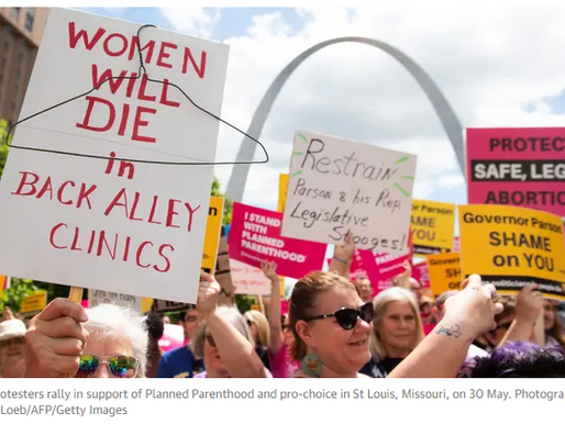 Missouri took 'extreme actions' to limit reproductive rights, House panel hears