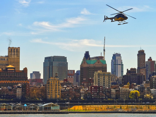 New York lawmakers seek to ban all non-essential helicopters over NYC
