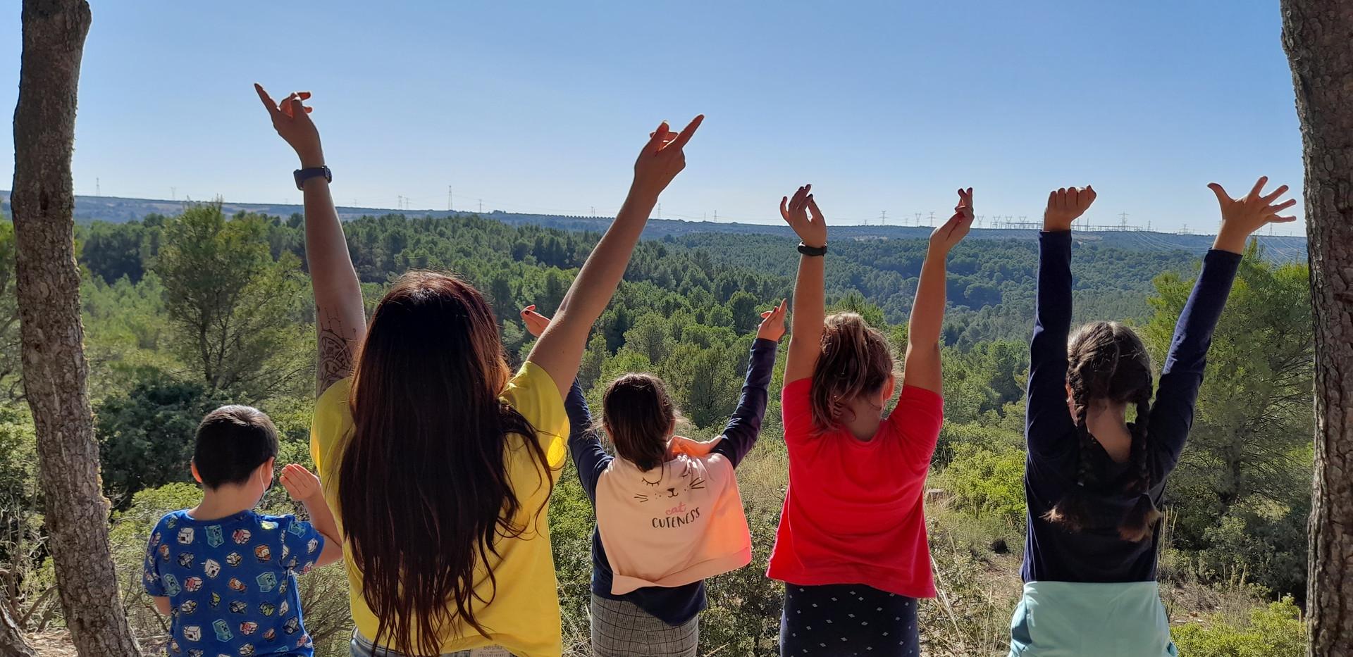 ¡Somos Jóvenes Naturalistas!