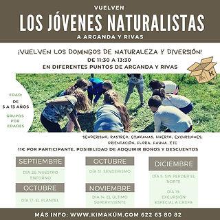 Jóvenes Naturalistas Arganda del Rey