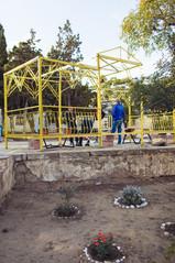 "Vahid Ali (Azerbaijan) ""Community Gardening in Urban Neighborhoods"""