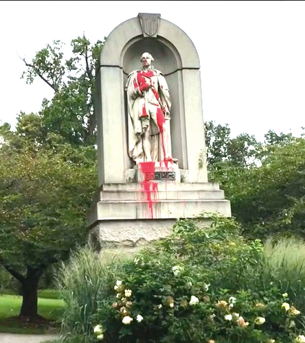 Theresa Columbus-George Washington in Ba