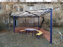Zulaika Esentaeva, Kanaiym Kydyralieva (Kyrgyzstan) «Synesthesia»