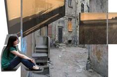 Maria Godovannaya «Escaping the Horizon» 