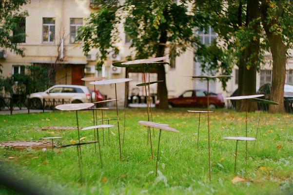 Alexandra Gart «After the Rain» 