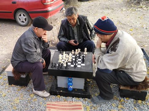 Chinara Niyazova (Kyrgyzstan) «Chess Club»