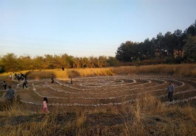 "Emil Tilekov (Kyrgyzstan) ""Labyrinth"""