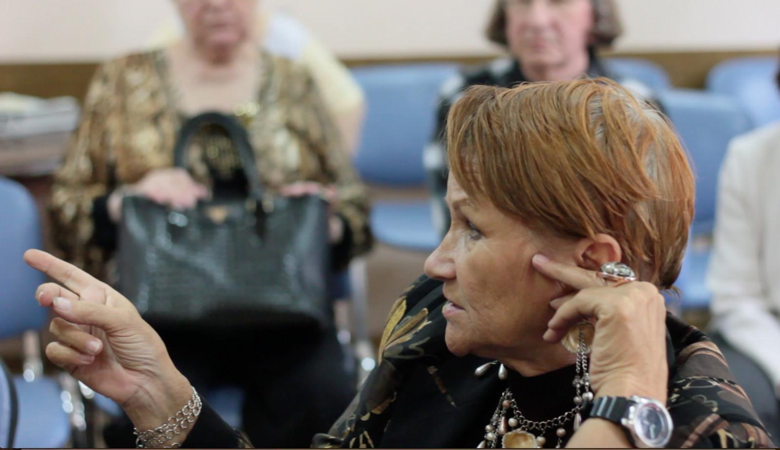 Наталья Тихонова «Babushkas»