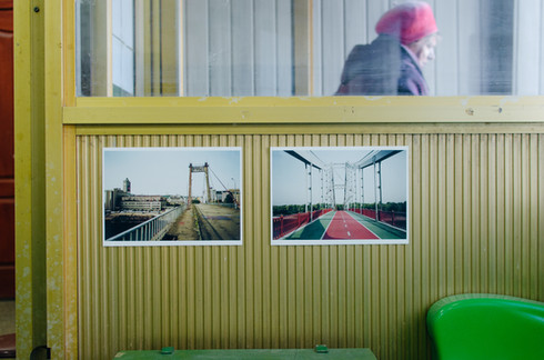 Eltaj Zeynalov «Limit(less) Road»(Photo project)