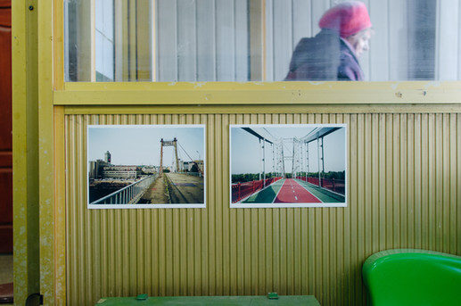 Eltaj Zeynalov «Limit(less) Road»(Photo project)