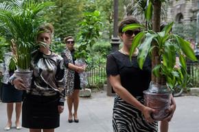 Cascoland в сотрудничестве с Pink Pony Express, «Мобильный санаторий для растений»
