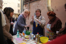 Nadezhda Chernyakevich «Productive Class: A Series of Culinary Workshops»