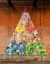 Luisa Caldwell «Picnic Pyramid»