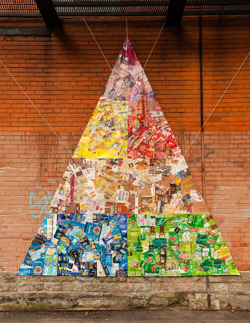 Luisa Caldwell, Picnic Pyramid, 2018-3.j