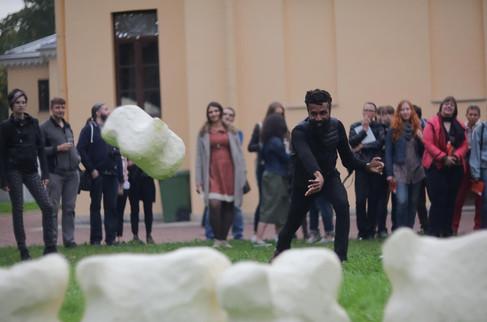 Gruppa 705 (Nursultan Manasov, Marina Malygina) «Alchiki»