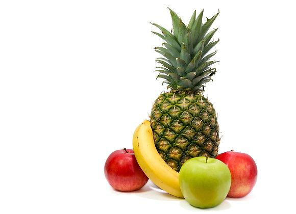 Freeze - Dried Mixed Fruit