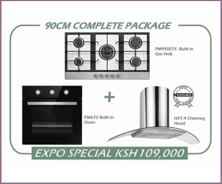 kitchen inbuilt appliance kenya nairobi chimney hood sink mixer tap oven hob cooktop microwave design interior