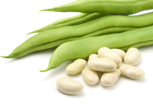 Freeze -Dried Organic Lima Beans