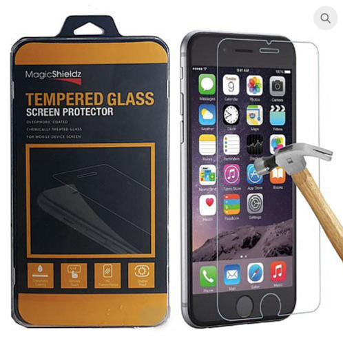 MagicShieldz Tempered Glass Screen Protector