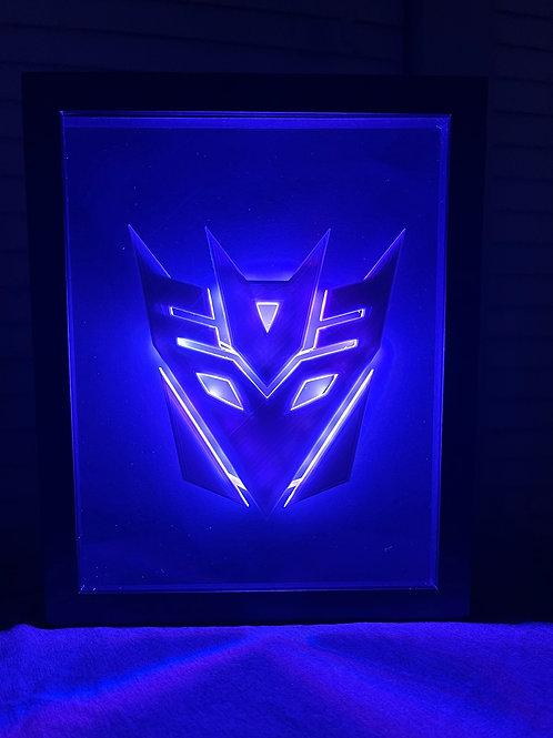 Megatron LED Sign 8x10