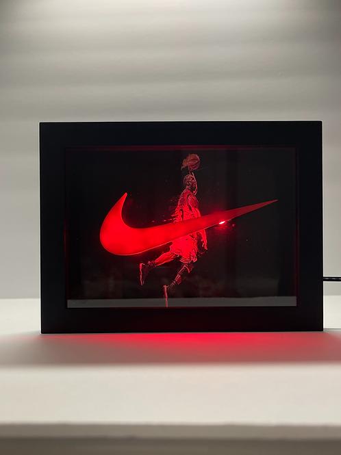 """Jordan Nike LED Sign 5x7"""""""