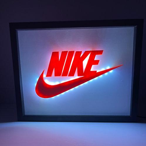 Nike Swoosh Led Sign