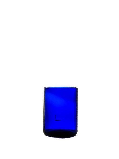 Blue Sky Drinking Glass