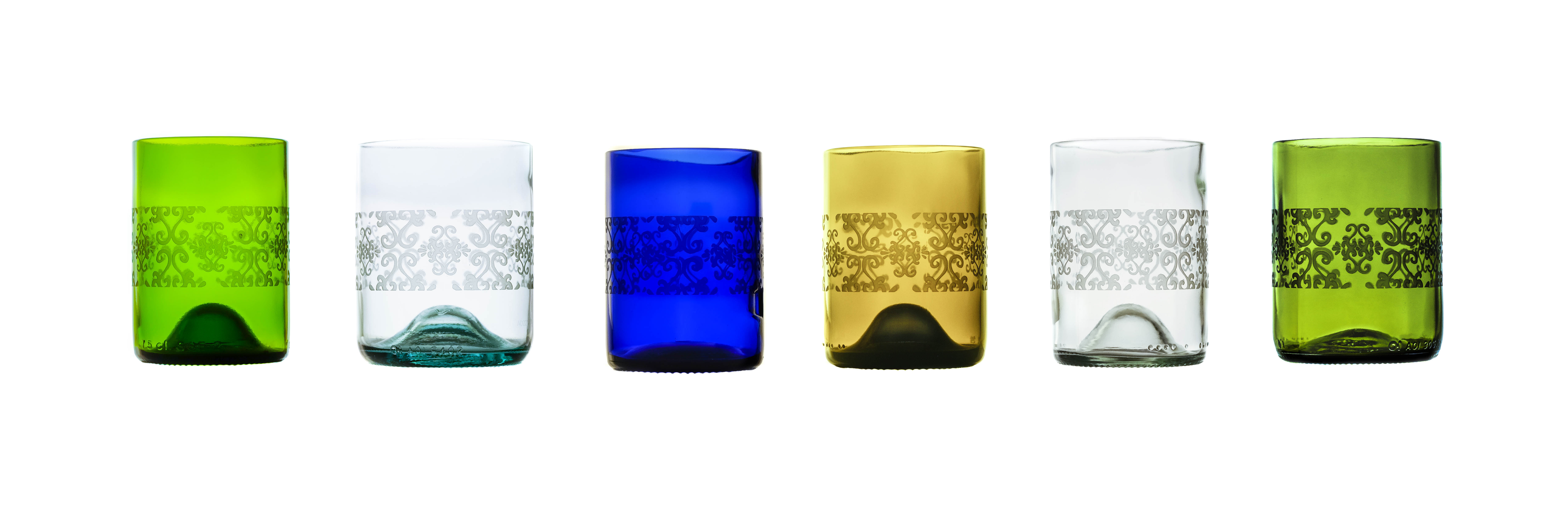 Glass Batik Heritage Collection