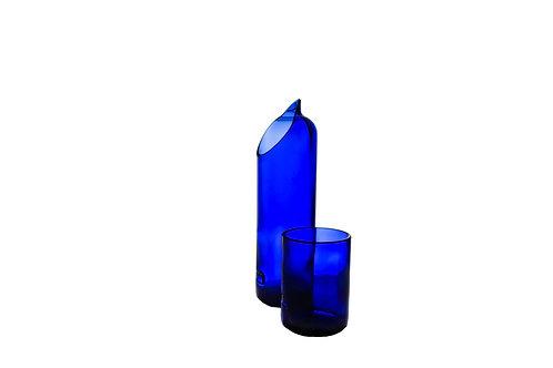 Blue Sky Carafe Glass set