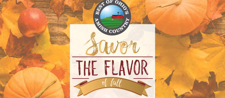 Savor The Flavor Fall Tour Returns!