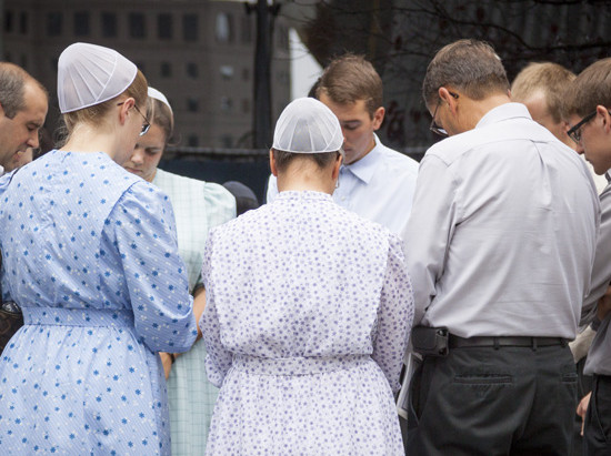 The Amish and Their Mennonite Neighbors