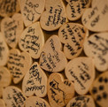 Wooden Heart Guest Notes