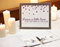 Guest Book Station