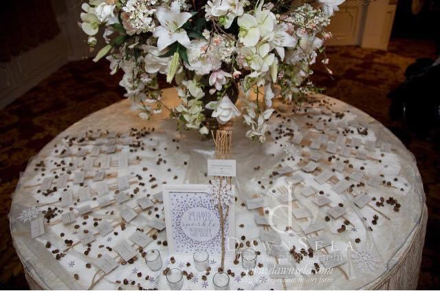Seating Table Cards