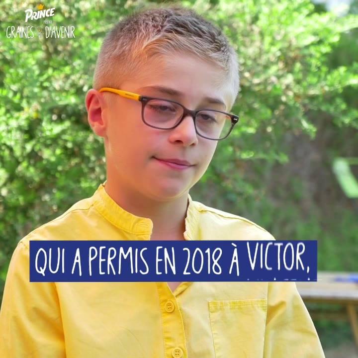 Votre enfant a une idée pour changer le monde ? 🌍 Soumettez son projet sur princedelu.fr💡👑. Lancé par Prince, en partenariat avec Ulule, ´Graines d'Avenir' 🌱 est le 1er programme de financement participatif destiné à soutenir des projets d'enfants.