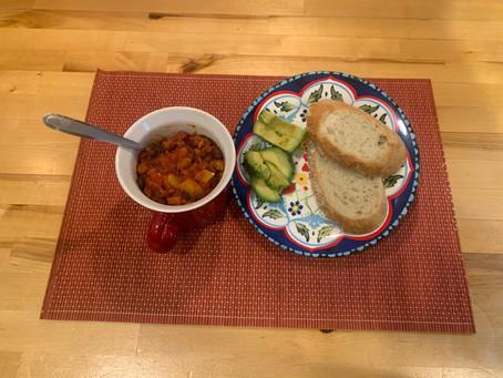 Three Bean Chili - Plant-Based Recipe