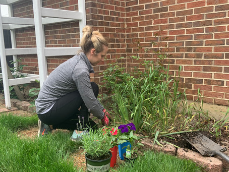Gardening as Self-Care and Tips for Those without a Green Thumb