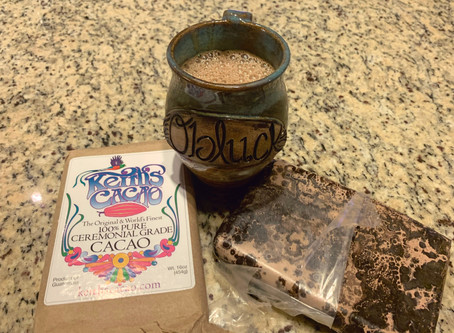 Be More Mindful with a Daily Cacao Ritual
