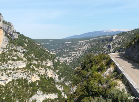 Les Gorges de La Nesque | Provence - France