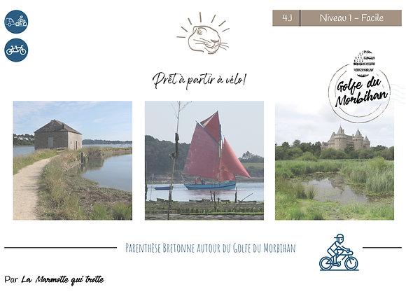 Golfe du Morbihan | 4 Jours | Niveau 1 - Facile